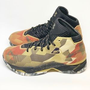 Under Armor Curry 2.5 Gold